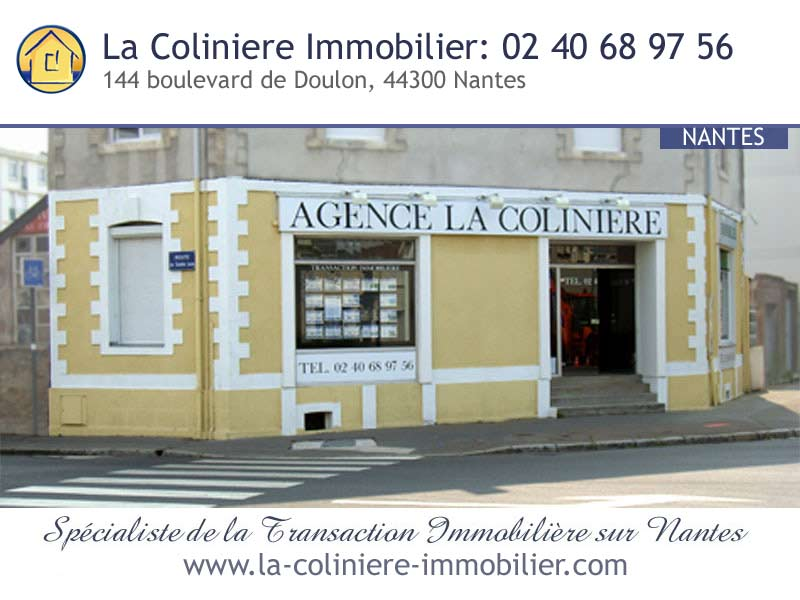 Agence immobiliere nantes doulon